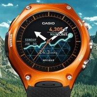 Une montre Android Wear pour Casio