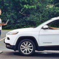Démonstration du hack d'une Jeep Cherokee