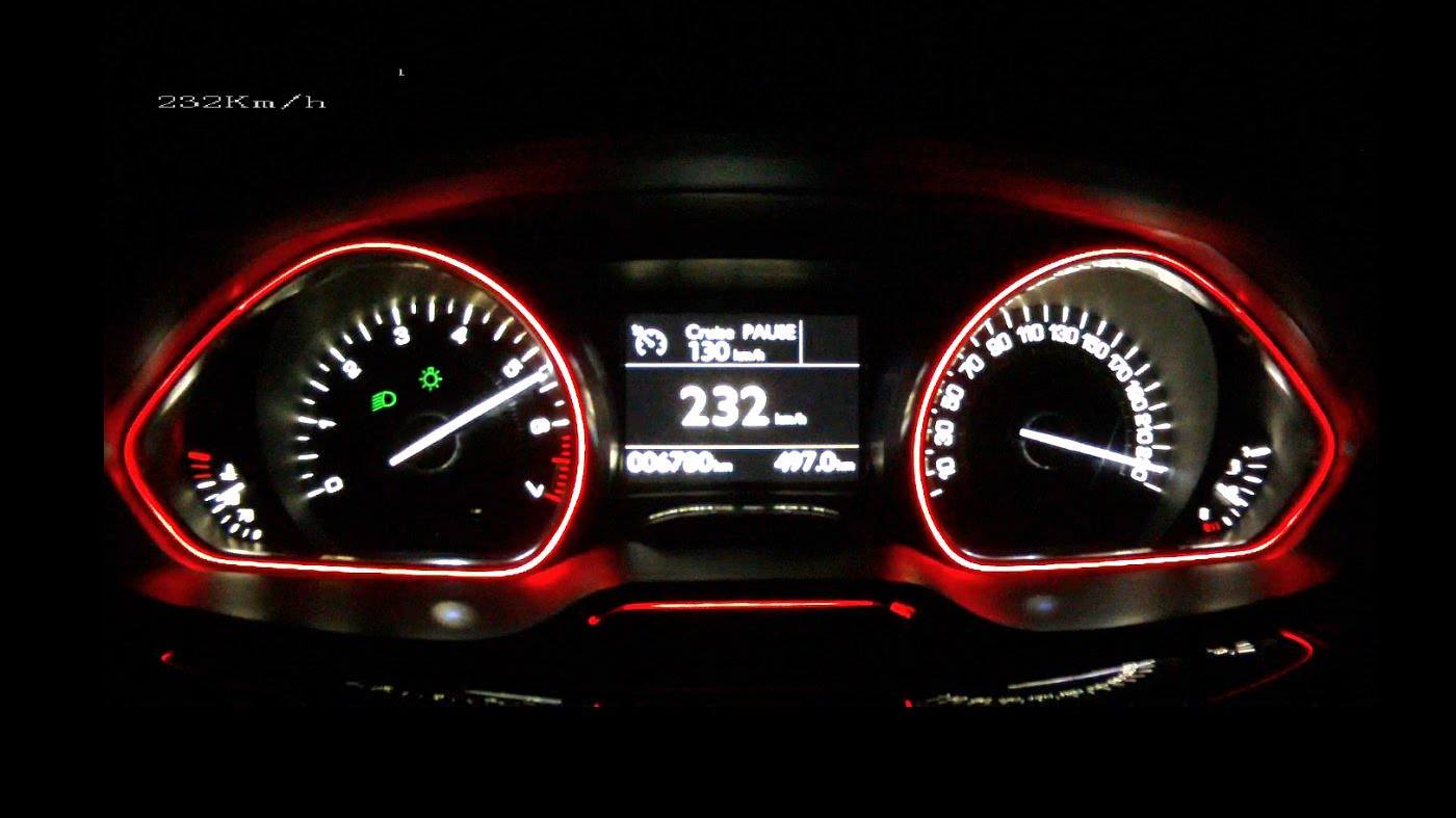 Peugeot 208 GTI  Ma Voiture
