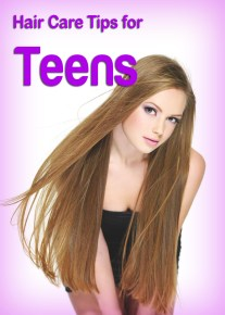 Hair Care Tips for Teens
