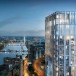 AYKON Nine Elms Tower Luxury apartment- London – UK