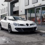 MERCEDES-BENZ SLR COUPE 5.4 MCLAREN 2007
