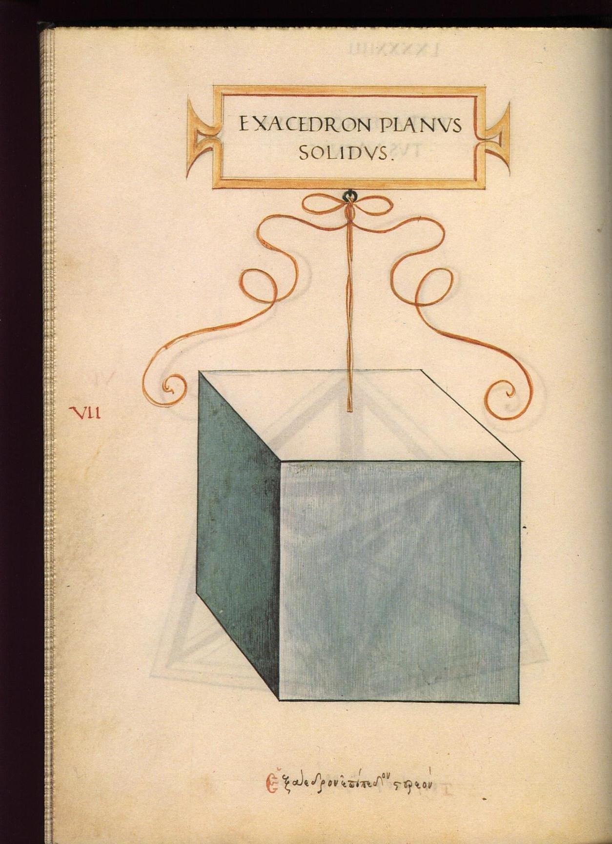 Leonardo Da Vinci S Geometric Sketches