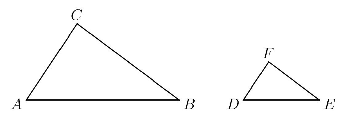 Proportionality in Similar Triangles: A Cross-Cultural