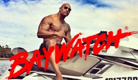 Image result for baywatch trailer the rock