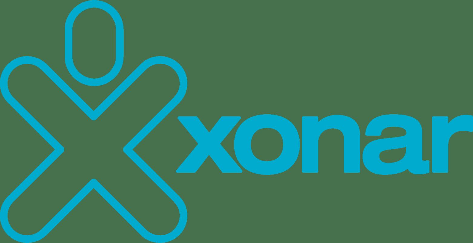 XONAR-Logo Blauw kopie
