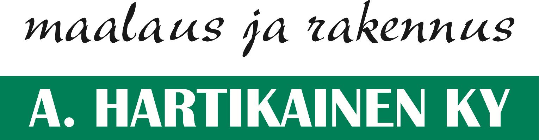 Maalaus Ja Rakennus A.Hartikainen Ky Logo