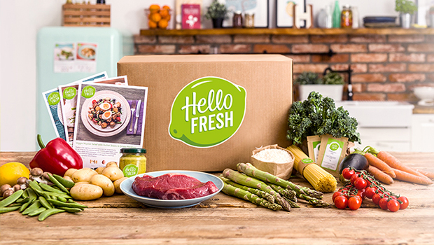 Weight Watchers Fresh Box