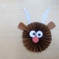 Мастер-класс по изготовлению новогоднего украшения «Рождественский олень»