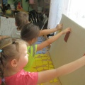 Scenario av pedagogiske aktiviteter med barn som bruker en myk designer G. V. Uradovsky