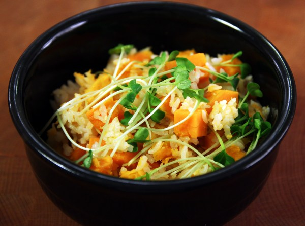 Sweet potato rice Gogumabap recipe Maangchicom