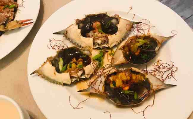 Korean Food Photo Ganjang Gejang Dinner Maangchi