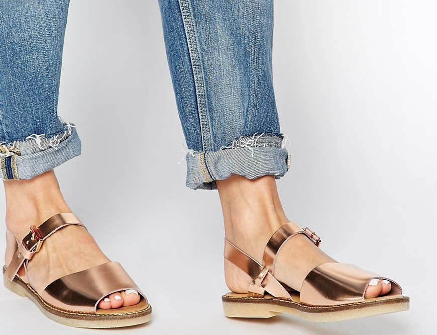 Loaf around in Style- Shoe Trend SS15!