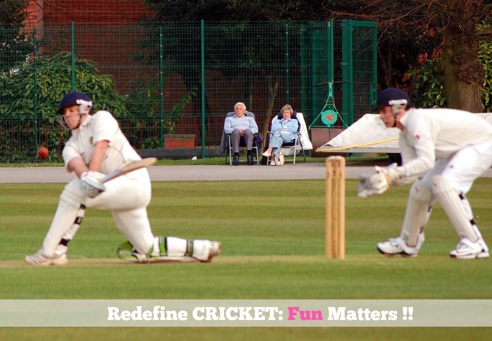 Redefine Cricket : Fun Matters By Nissan