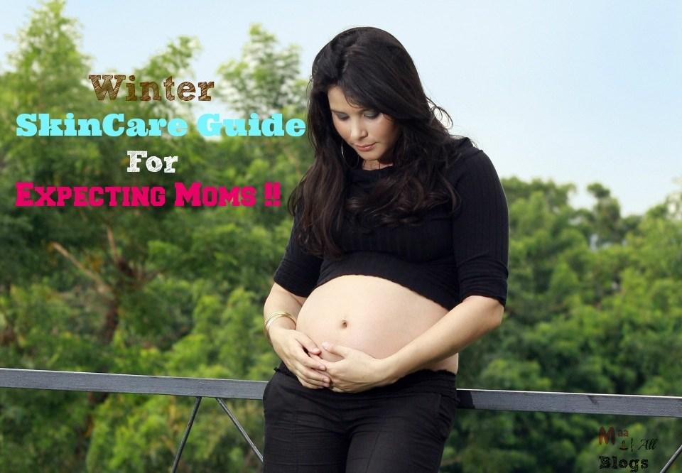 Winter Skin Care In Pregnancy