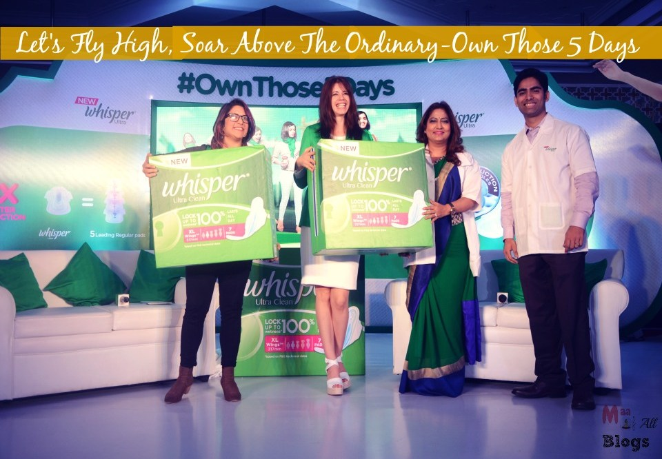 Let's Fly High, Soar Above The Ordinary – Own Those 5 Days