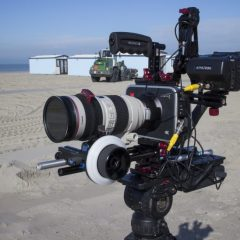 Cloudy with a chance of 4K: Black Magic Production Camera