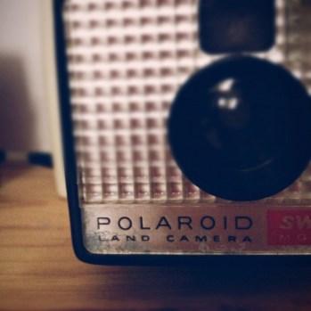 Polaroid camera!