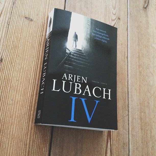 IV van Arjen Lubach gekocht!