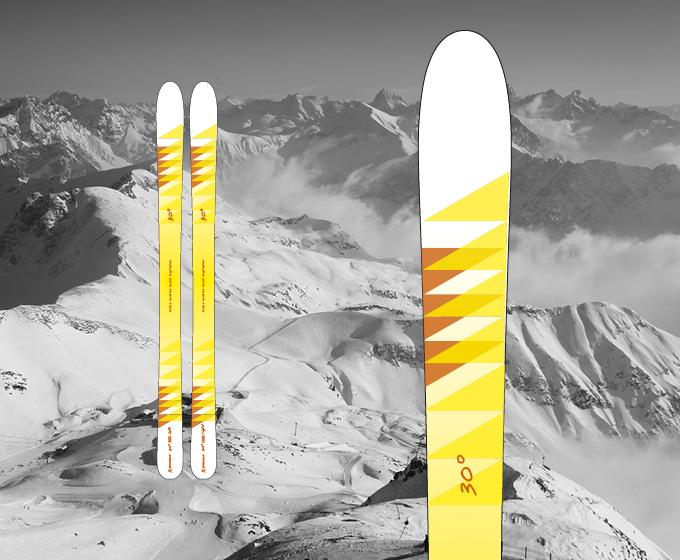 Akquise-Studie für Voelkl Ski von Maas+Co