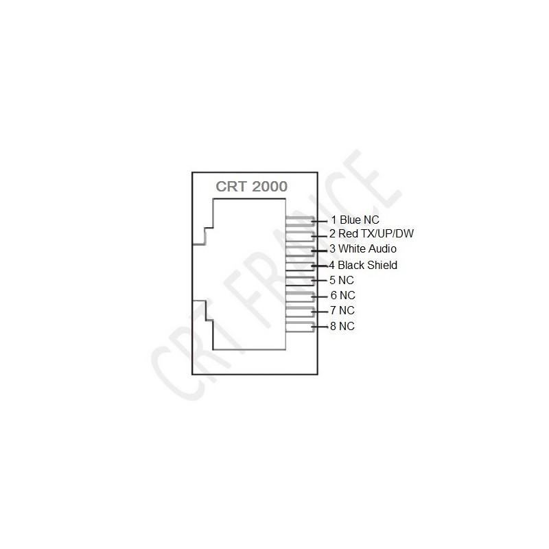 CRT-2000-CB-Mobilfunkgeraet