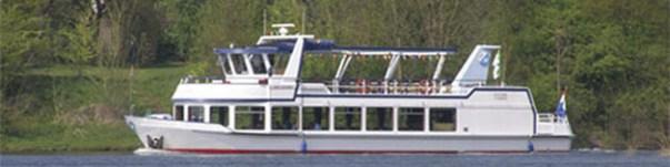 Maasboot Filia Mosae Bootstour Nord-Limburg Niederlande