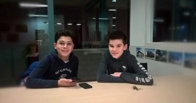 Boran en Jules willen mensen helpen