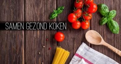 Samen gezond koken in Maaspoort