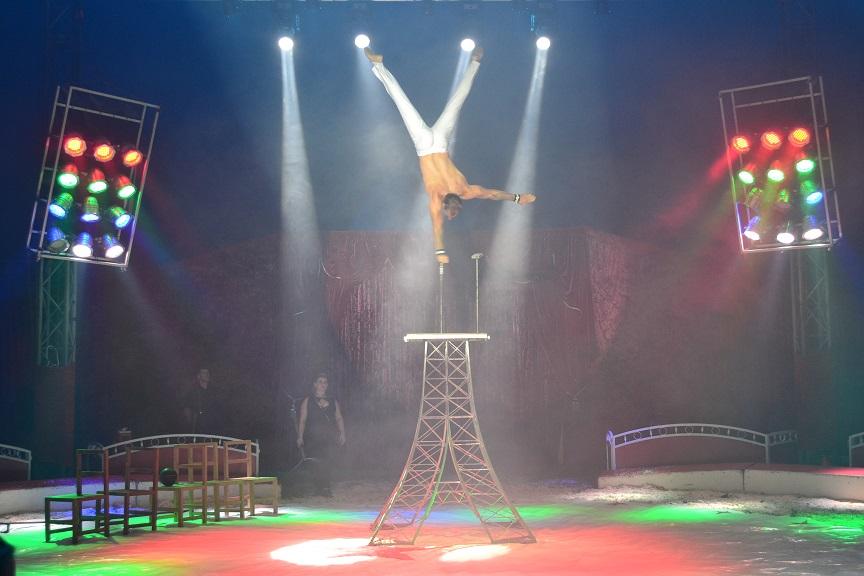 © Circus Freiwald > Devid