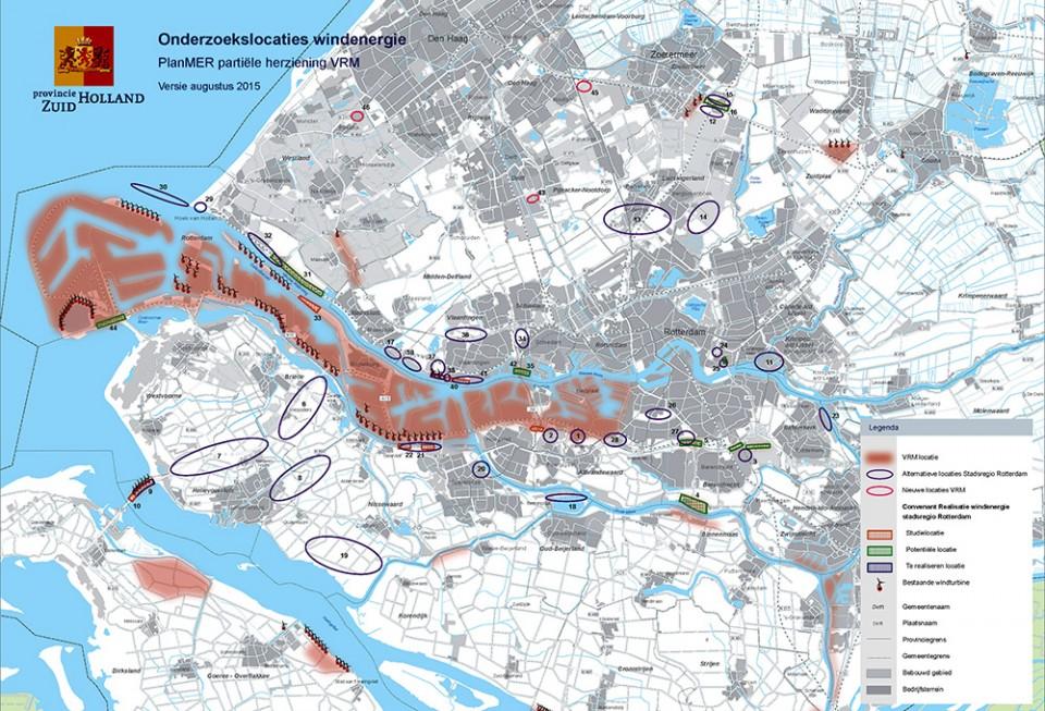 plan ZH windmolens