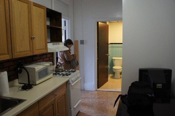 quete appartement boston