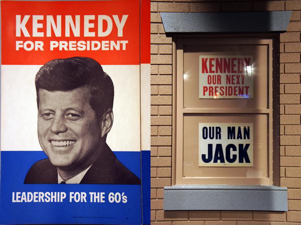 Affiches Kennedy