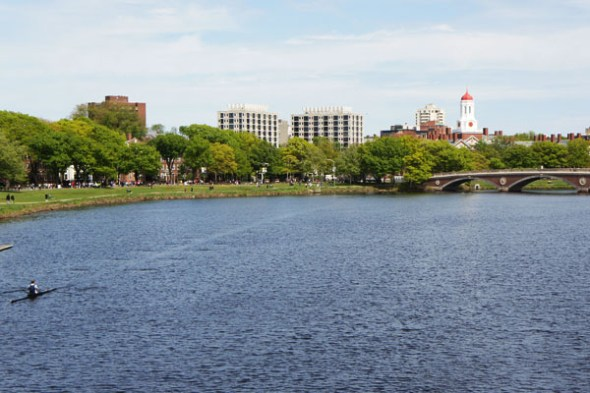 Cambridge, Charles River
