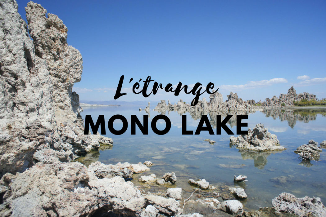 Mono Lake Californie