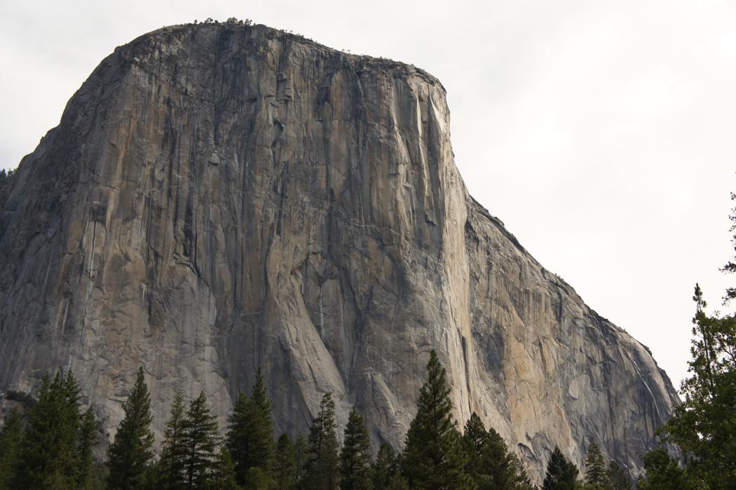 yosemite national park californie el capitan