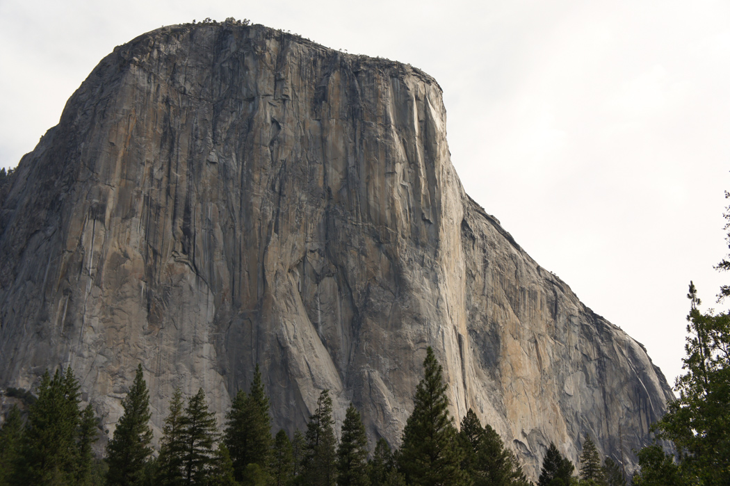 yosemite national park californie el capitan