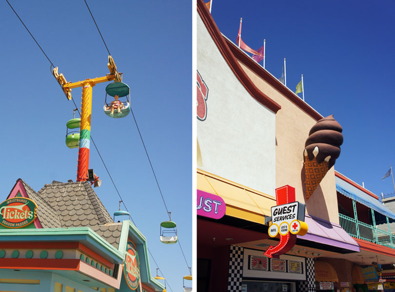 Santa Cruz, California, Funfair