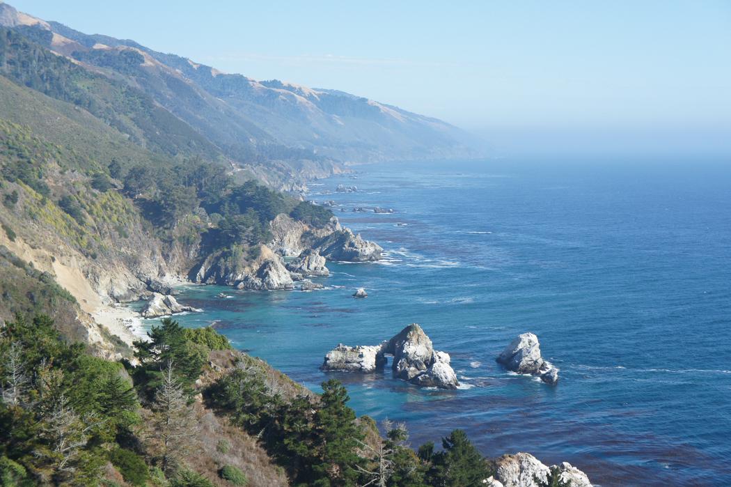 Big Sur CAlifornia Route 1 - 6