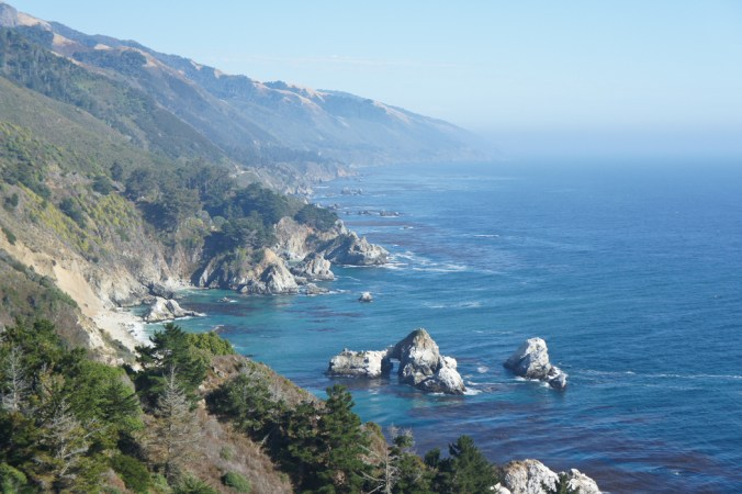 Big Sur CAlifornia Route 1 - 6