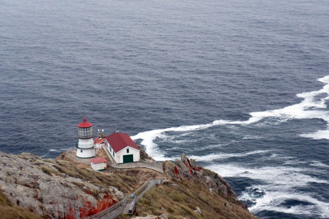 Lighthouse, Pointe Reyes California