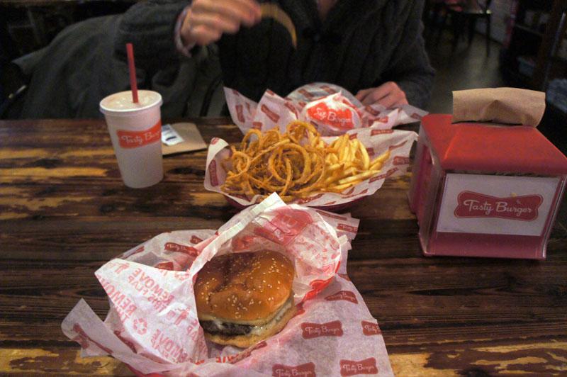 Tasty Burger Boston