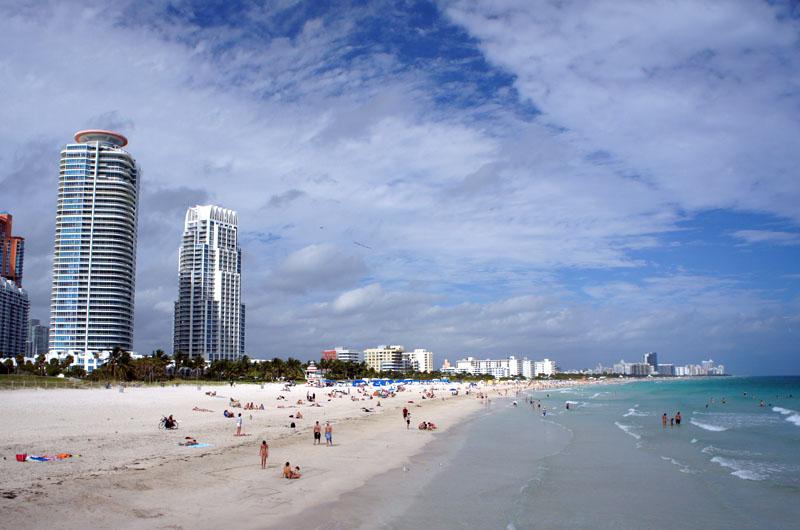 En vacances pour le Nouvel An  Miami en Floride  Le blog de Mathilde