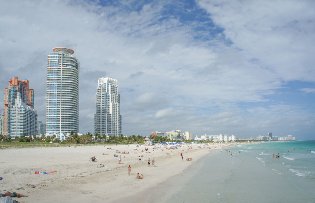 Miami Beach South Beach Floride
