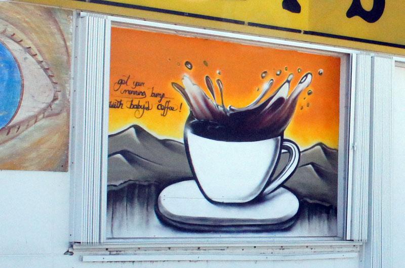 Café - Le blog de Mathilde