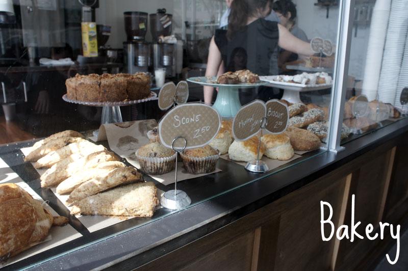 Aera 4 Cambridge, Bakery