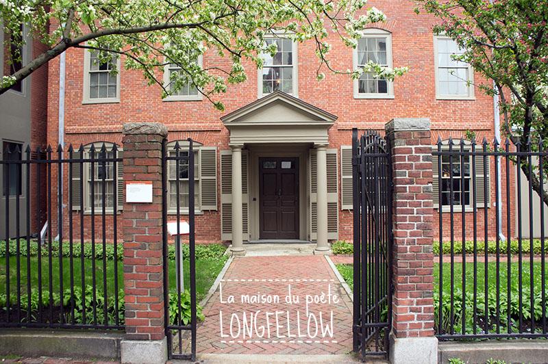 La maison de Longfellow, Portland Maine