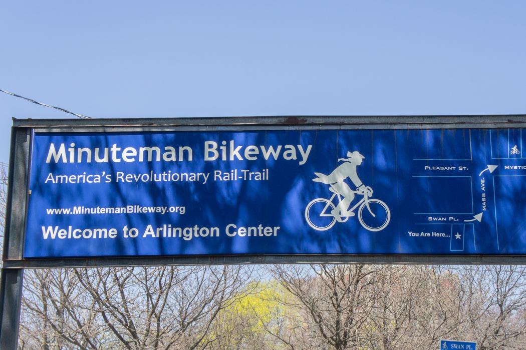 Minutement Bikeway piste cyclable boston