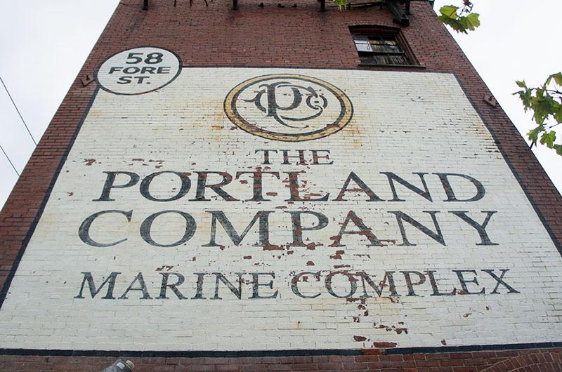 The Portland Company Marine Complex