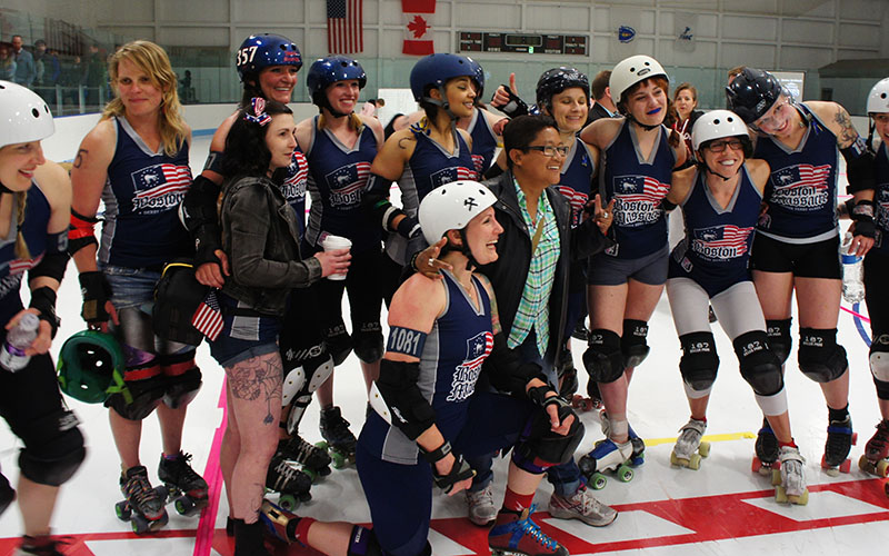 Boston Massacre - Roller Derby