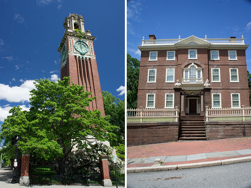 Brown university, Providence, Rhode Island 1